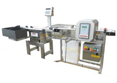 Metal Detector & Controllo Peso